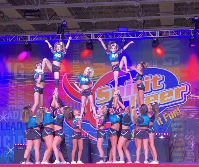 Spirit Cheer Beast of the East Competition